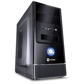 Computador Desktop Core 2 Duo 2gb Ram Hd 80gb - One G1