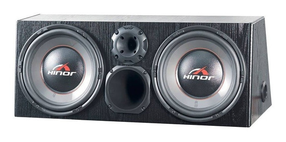 Caixa Amplificada Frahm Hinor Box Trio 1500 Rms 150w