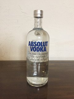 Absolut Vodka Licor Licores Guaro