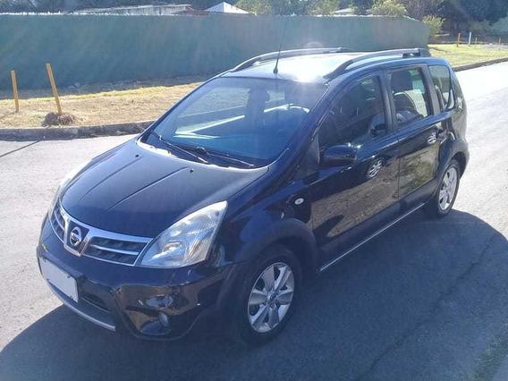 Nissan Livina Sl X-gear 1.8 16v Aut. Flex 4p 2013