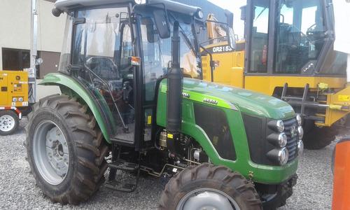 Imagen 1 de 13 de Tractores Chery Bylion 50 Hp 4x4 Doble Traccion