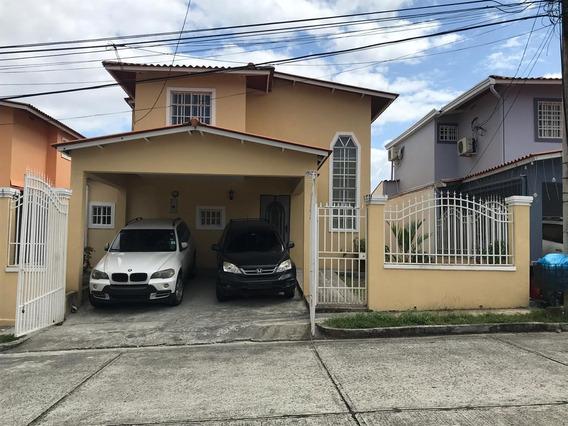 Vendo Hermosa Casa Duplex En Villa Zaita Cerca De La Ciudad