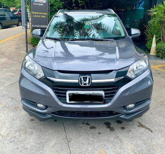 Honda -1.8 Hrv 2017 . Ex Com Kit Da Exl. Cinza