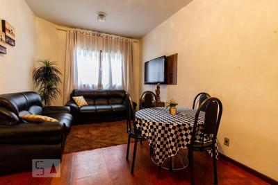 Apartamento No 2º Andar Mobiliado Com 3 Dormitórios E 1 Garagem - Id: 892877301 - 177301