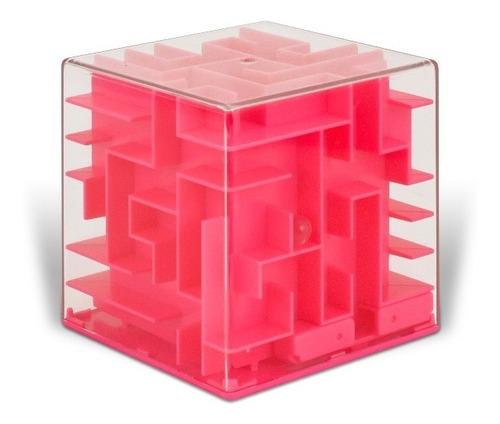 Alcancia Cubo Laberinto - Geek Corner