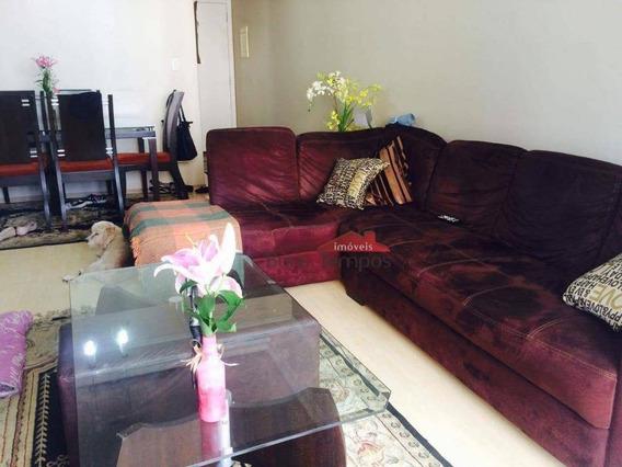 Apartamento Com 3 Dormitórios À Venda, 79 M² Por R$ 570.000 - Alto Da Mooca - São Paulo/sp - Ap4170