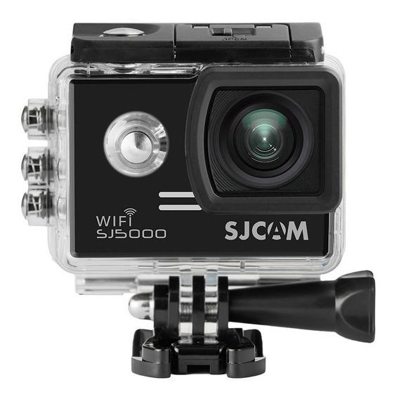 Câmera Sjcam Sj5000 Wifi Original 14mp 170º Original
