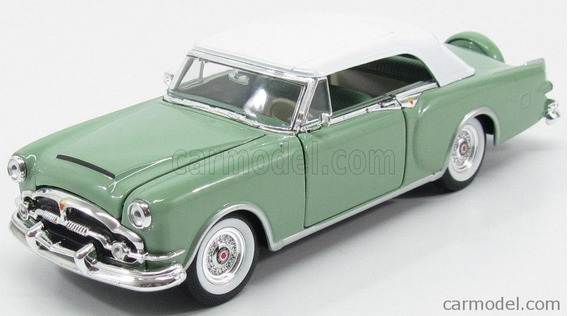 Packard Caribbean 1953 1/24 By Welly