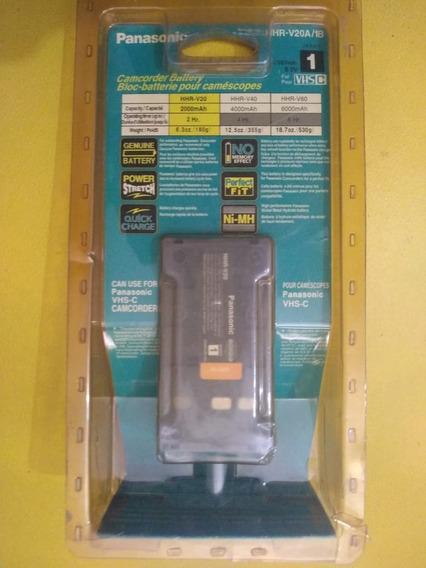 Bateria Filmadora Panasonic Hhr-v20a/1b
