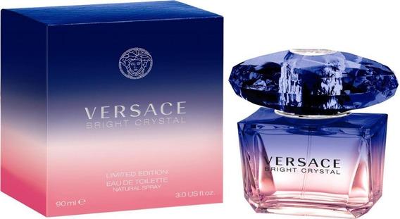 Perfume Versace Bright Crystal Ed Limited 90ml