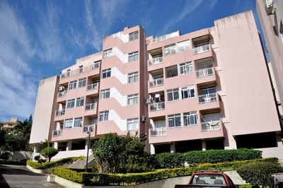 Apartamento De 1 Quarto Na Carvoeira - 6568