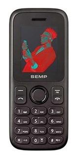 Celular Semp Go 1c 2 Chips Câmera Mp3 Rádio Fm