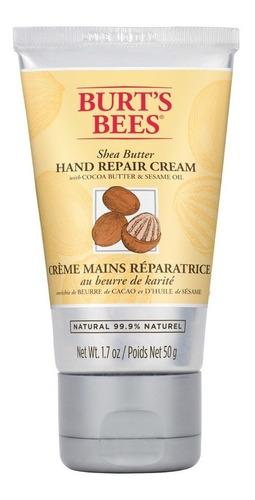 Crema De Manos Burt's Bees Mantequilla De Karité 50 Gr
