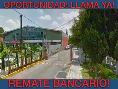 Remate Bancario! Oportunidad De Casa En Coacalco! Llama Ya!