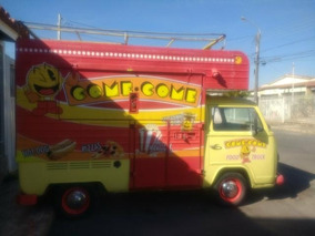 Food Truck - Completo - Pronto Para Trabalhar