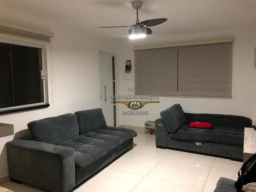 Sobrado Com 3 Dormitórios À Venda, 100 M² Por R$ 590.000,00 - Jardim Vila Formosa - São Paulo/sp - So0404