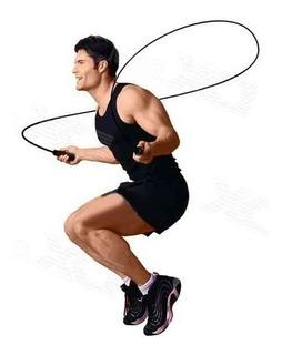 Cuerdas Para Saltar Crossfit Boxeo Rendimiento Con Contador