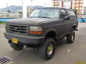 Ford Bronco Mt 5000