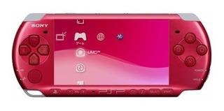 Consola Psp Playstation Portable Sony Japan Modelo Psp3000 R