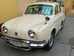Renault Antiguo Dauphine (gordini) 1958 Excelente Estado