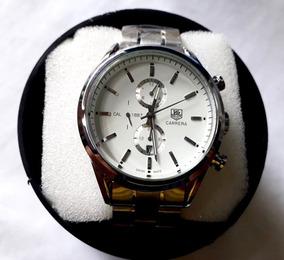 Relógio Th Space X Calibre 1887 Automático 100% Funcional