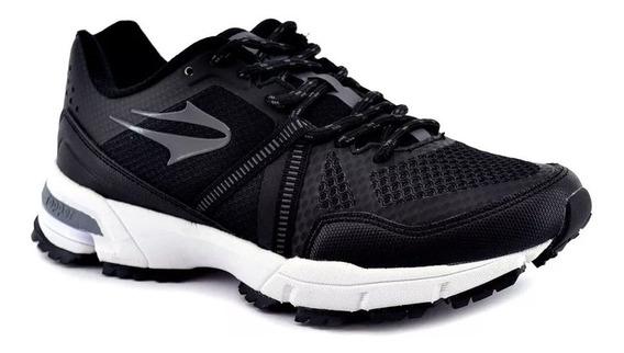 Zapatillas Topper Spartan Negro/gris - Corner Deportes