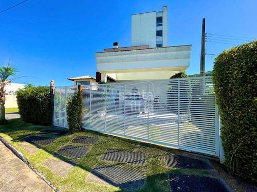 Excelente Casa Em Condominio Fechado No Sul Da Ilha. - Ca2842