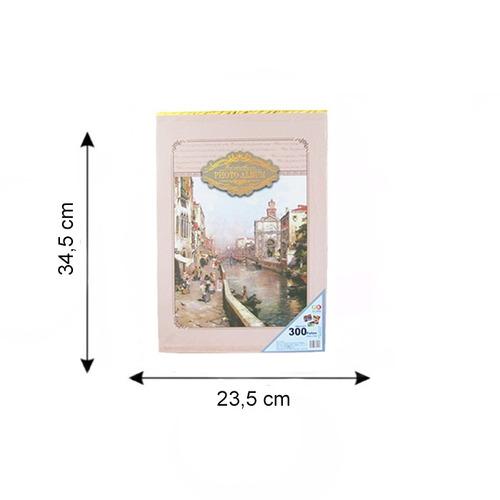 Acessorio Album C/300 Fotos 10x15 Fotografo Recordação