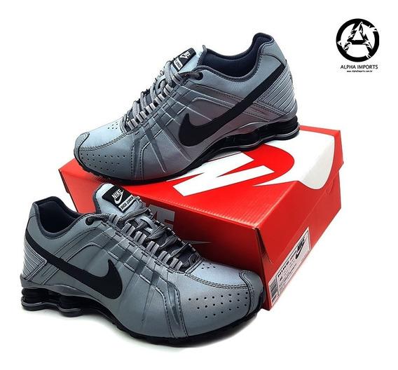 Tênis Masculino Nike Shox Junior Original ¿ Tênis Importado