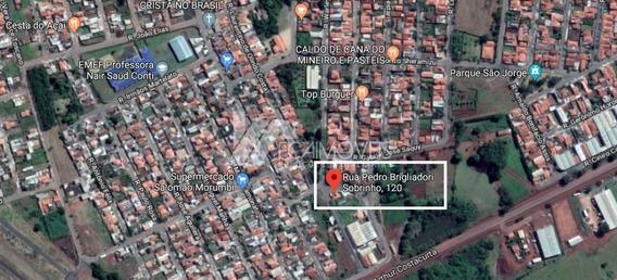 Rua Pedro Brilhadori Sobrinho, Jardinópolis, Jardinópolis - 267316