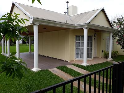 Hospedaje Alquiler Temporal Casa Cabaña Para 4 O 5 Personas