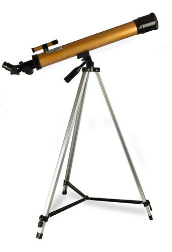 Telescopio Profissional Astronomico Refrator 60mm