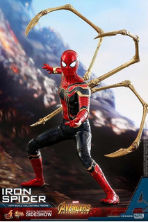 Iron Spider Hot Toys