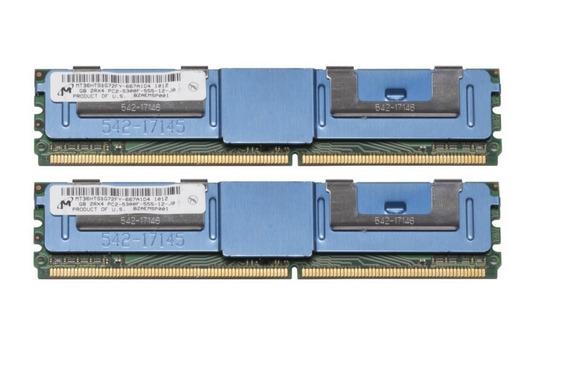 Dell 4gb (2x2gb) Ddr2 Pc-3200r Pe 1800 1850 2800 2850 6850