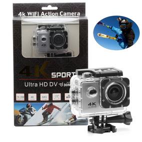 Câmera Go Pro 4k Sport Wifi Hd Prova D