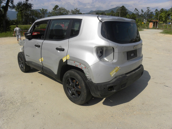 Sucata Jeep Renegade 1.8 Sport Flex 5p