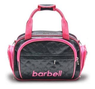 Bolsa Térmica Fitness Barbell Gym Mini + Coqueteleira Brinde
