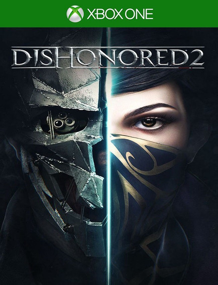 Dishonored 2 Xbox One - 25 Dígitos (envio Flash)