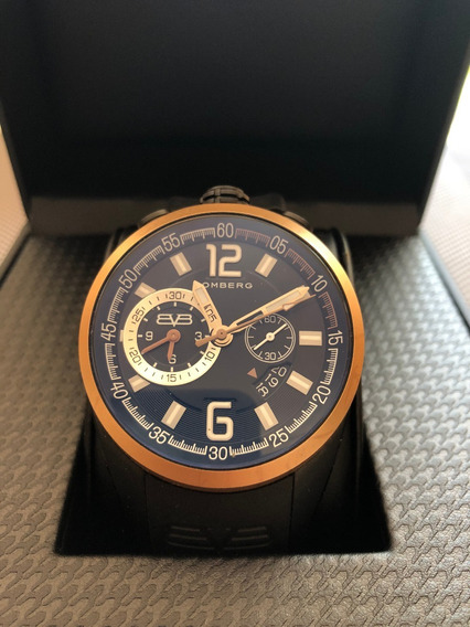 Reloj Bomberg / 1968 / 44mm