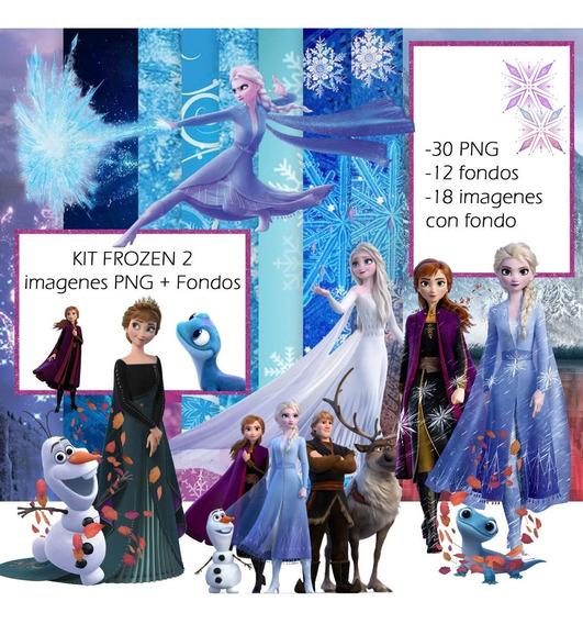 Imagenes Fondos Y Cliparts Kit Png Frozen 2 Elsa Anna Reina