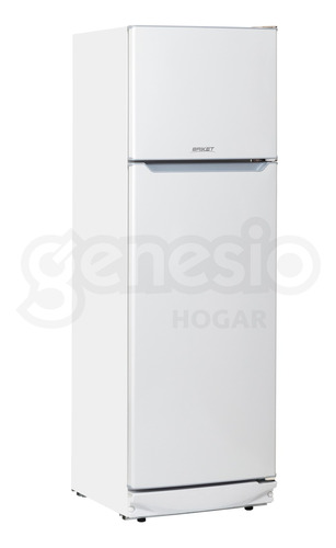 Heladera Con Freezer Briket Bk2f 1410 Bl Hc A1 290 Lts