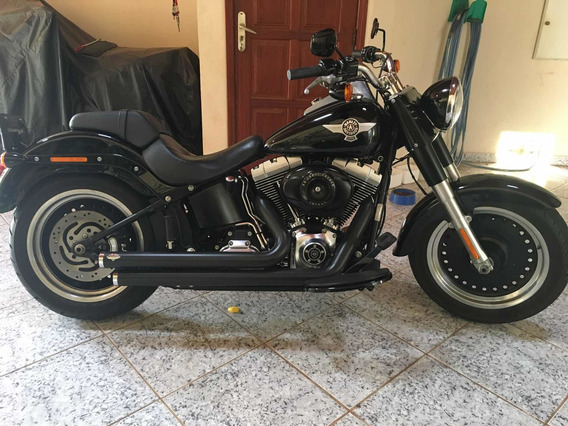 Harley-davidson Fat Boy Low/special