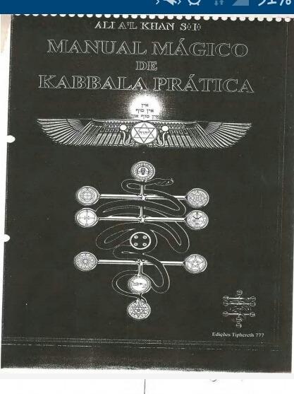 Manual Mágico De Kabbala Prática - Livro Digital
