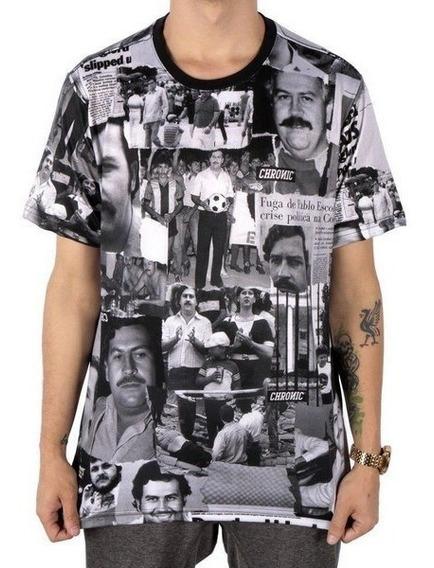 Camiseta Chronic Pablo Escobar