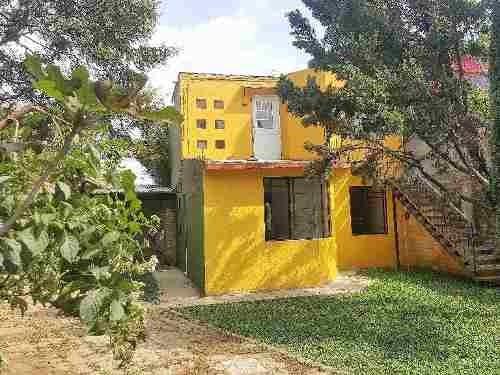 Casa En Venta En Tlalixtac, Oaxaca De Juarez, Oaxaca.