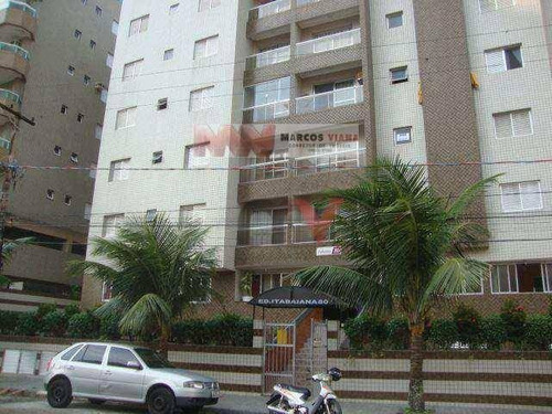 Apartamento À Venda, 60 M² Por R$ 160.000,00 - Aviação - Praia Grande/sp - Ap0359