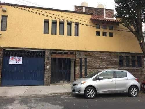Excelente Casa En La Colonia Del Valle, Aniceto Ortega
