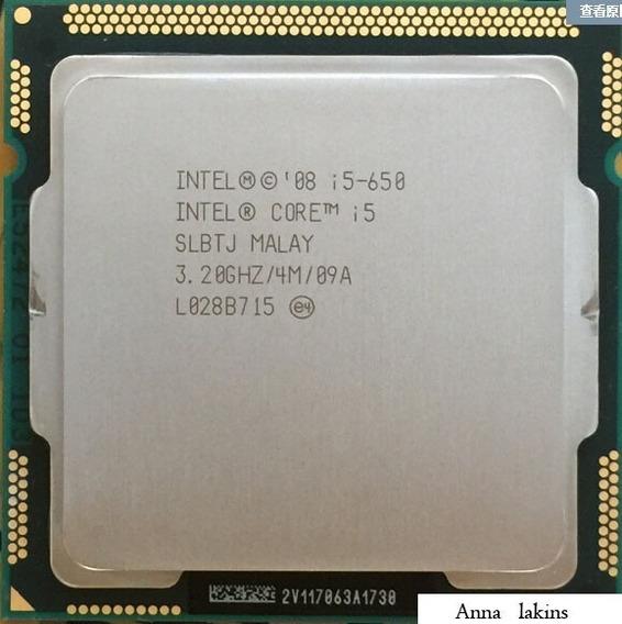 Processador Intel Core I5-650 3.20 Ghz 4mb Lg