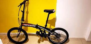 Bicicleta Plegable Top Mega R20, Mejoras, Leer