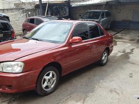 Hyundai Accent Automático 2000